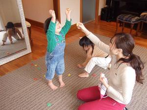 英語リトミックダンス