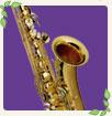 Jazzサックス科